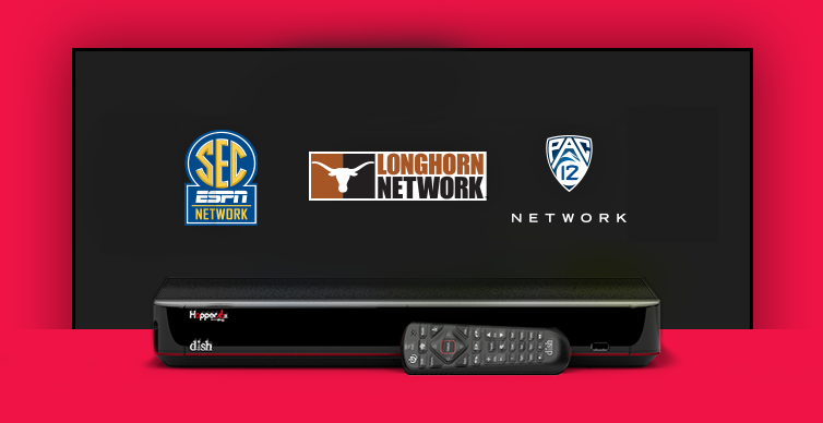 DISH College Sports TV Packages - Cookeville, Tennessee - David Benjamin's TV, Phone, and Internet - DISH Authorized Retailer