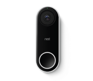 DISH Smart Home Services - Nest Hello Video Doorbell - Cookeville, Tennessee - David Benjamin's TV, Phone, and Internet - DISH Authorized Retailer