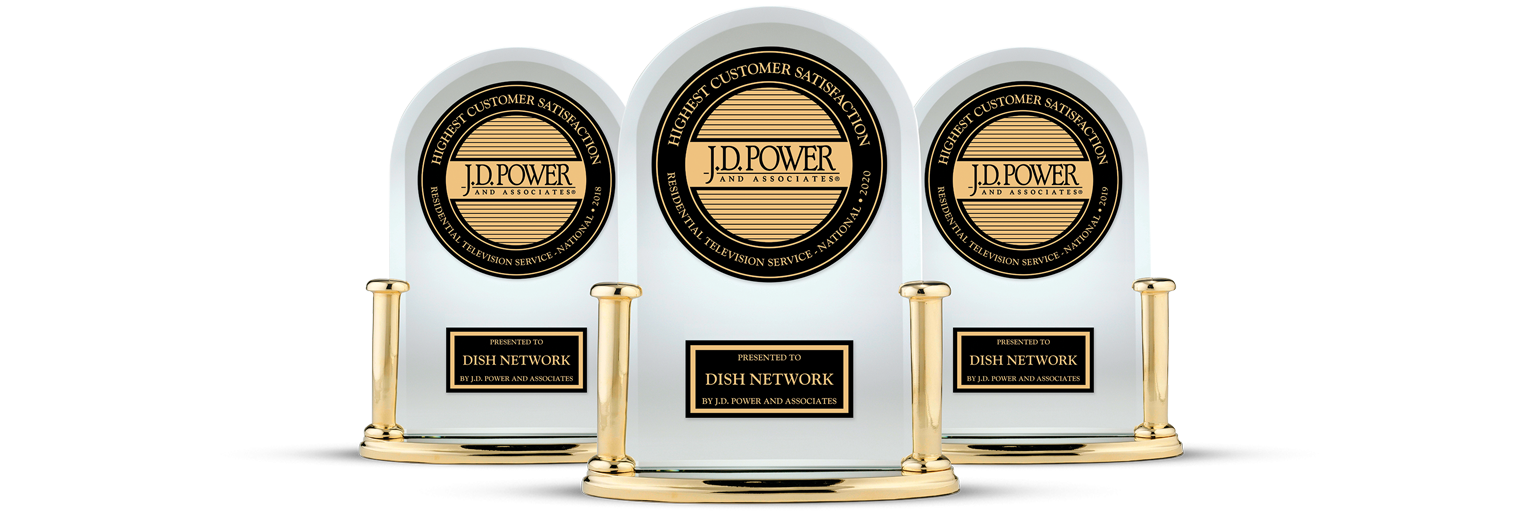 DISH Customer Satisfaction - Ranked #1 by JD Power - David Benjamin's TV, Phone, and Internet in Cookeville, Tennessee - DISH Authorized Retailer