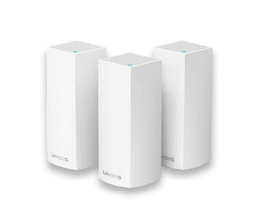 DISH Smart Home Services - Linksys Velop Mesh Router - Cookeville, Tennessee - David Benjamin's TV, Phone, and Internet - DISH Authorized Retailer