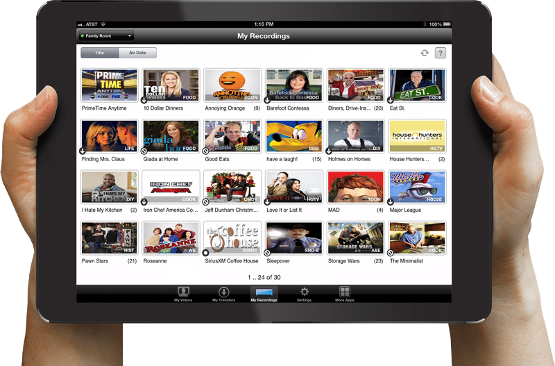 Watch DISH DVR Offline - Cookeville, Tennessee - David Benjamin's TV, Phone, and Internet - DISH Authorized Retailer