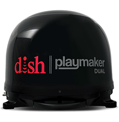 DISH Playmaker Dual - Outdoor TV - Cookeville, Tennessee - David Benjamin's TV, Phone, and Internet - DISH Authorized Retailer