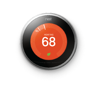 DISH Smart Home Services - Nest Learning Thermostat - Cookeville, Tennessee - David Benjamin's TV, Phone, and Internet - DISH Authorized Retailer